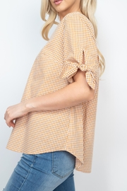 Riah Fashion Mary-Gold-Top - Other