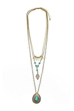 Shoptiques Product: Matchstick Layered Necklace