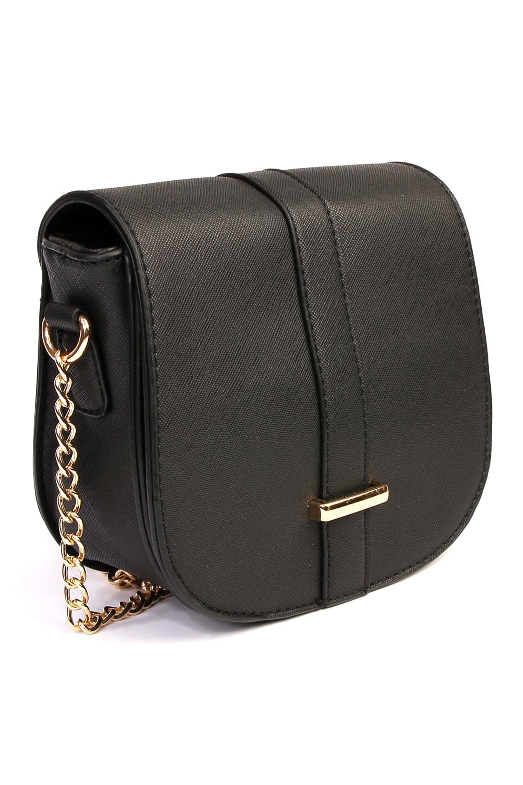 Riah Fashion Mini Crossbody Bag - Front Full Image