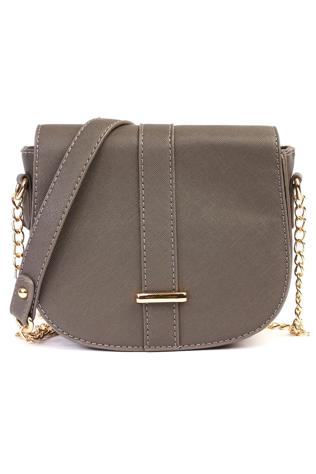 Riah Fashion Mini Crossbody Bag - Front Cropped Image