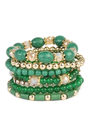 Riah Fashion Multibeaded Bracelet - Product Mini Image