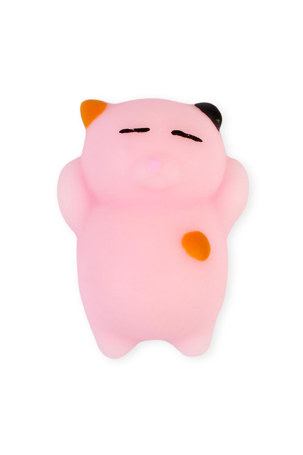 Riah Fashion Multicolored-Squishy Animal Stress-Reliever - Front Cropped Image