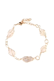 Riah Fashion Natural Stone Bracelet - Product Mini Image