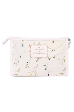 Shoptiques Product: Nature Cosmetic Bags