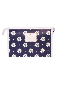 Shoptiques Product: Daisy Large Cosmetic Bag