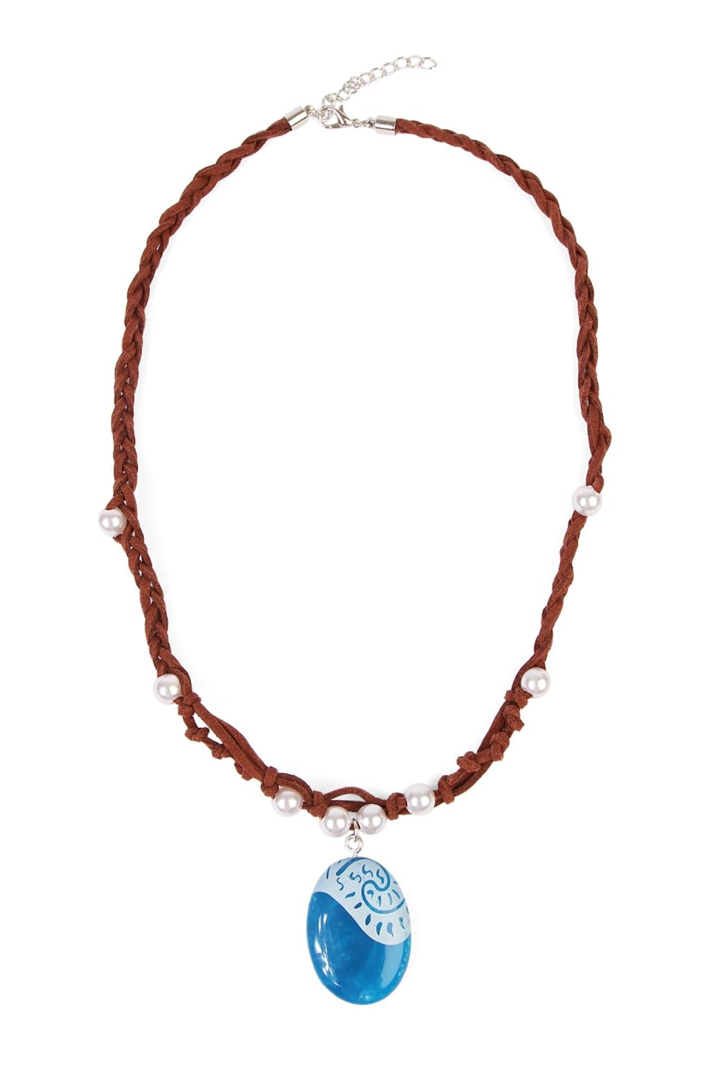 Riah Fashion Ocean Romance Necklace - Main Image