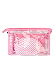 Riah Fashion Clear Cosmetic Bag - Other