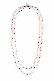 Riah Fashion Pearl Layered Necklace - Product Mini Image