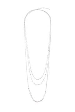 Shoptiques Product: Pearl Layering Necklace
