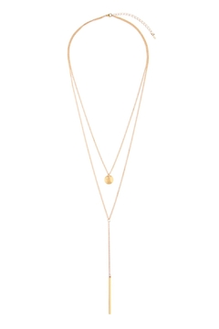 Riah Fashion Pendant Y Necklace - Product List Image