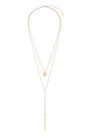 Riah Fashion Pendant Y Necklace - Product Mini Image