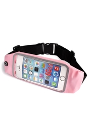 Riah Fashion Phone Waist Pouch - Front cropped