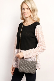 Riah Fashion Quilted Chan Crossbody Bag - Other