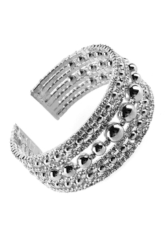 Riah Fashion Memory Cuff Bracelet - Product List Image