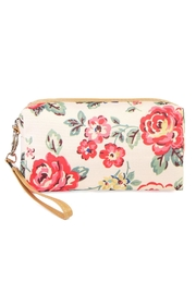 Riah Fashion Rose Makeup Bag - Product Mini Image