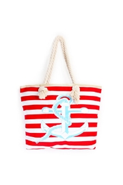 Riah Fashion Sailor Tote Bag - Product Mini Image