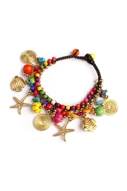 Riah Fashion Sea Life Charm Bracelet - Product Mini Image
