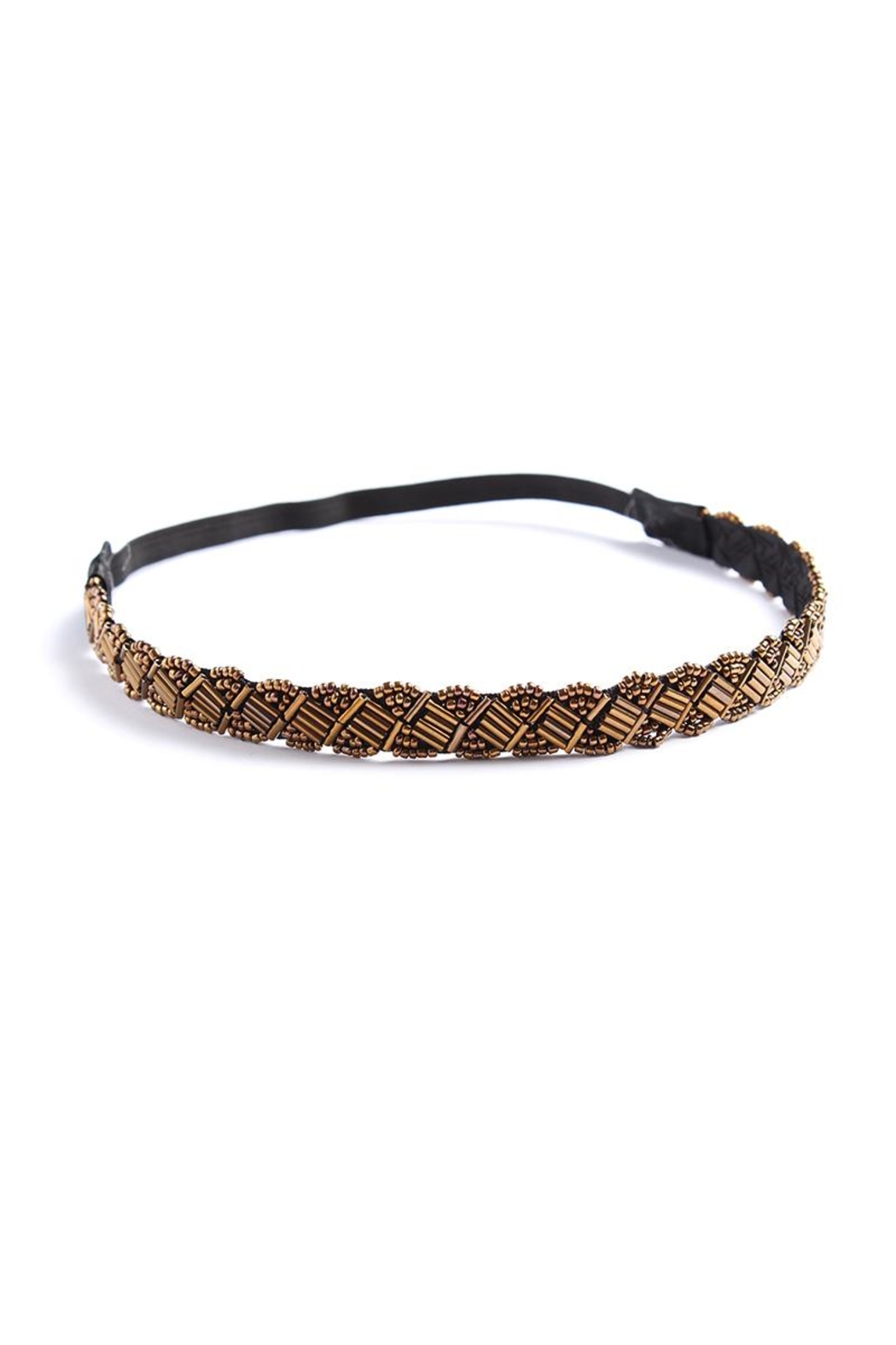 Riah Fashion Sequin Headband - Main Image