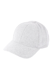 Riah Fashion Simple-Neutral-Color-Cap - Front full body