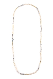 Riah Fashion Stretchable Long Necklace - Product Mini Image