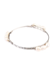 Riah Fashion Simply Wired Bracelet - Product Mini Image