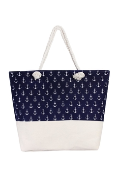 Shoptiques Product: Small Anchor Jumbo Tote