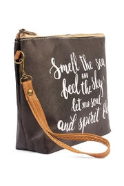 Riah Fashion Smell The Sea Bag - Front full body