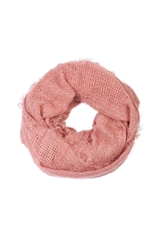 Riah Fashion Soft Infinity Scarf - Front cropped