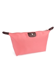 Riah Fashion Solid Cosmetic Bags - Product Mini Image