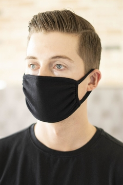 Shoptiques Product: Solid Fabric Mask