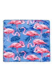 Riah Fashion Square Beach Towel - Product Mini Image