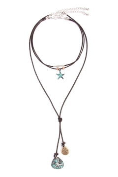Shoptiques Product: Star-Fish Choker Necklace