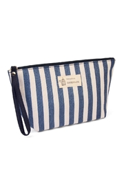 Riah Fashion Striped Pouch - Product Mini Image