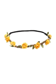 Riah Fashion Summer Floral Headband - Product Mini Image