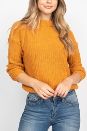 Riah Fashion Sweater - Front cropped