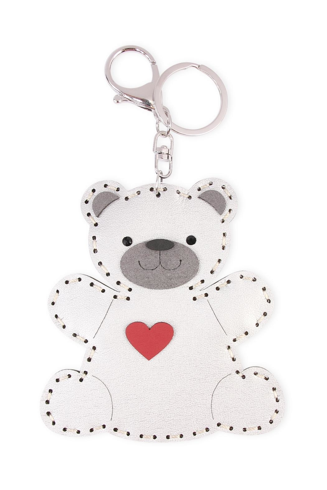 Riah Fashion Coin Purse Keychain - Front Cropped Image