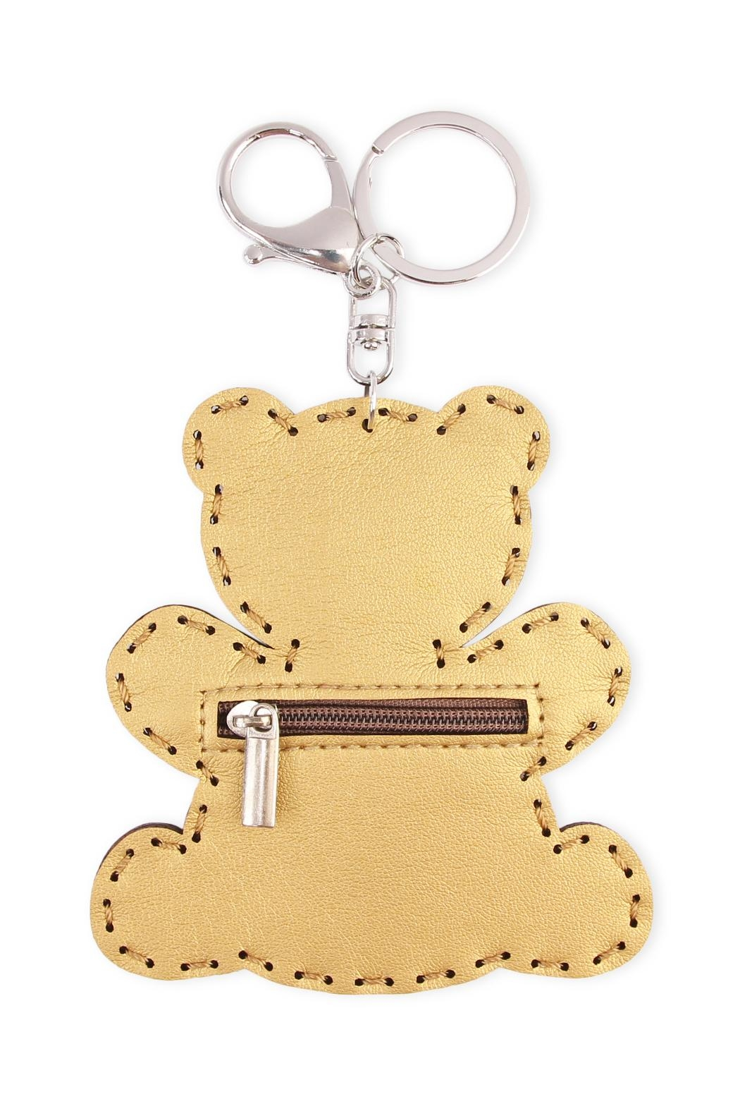 Riah Fashion Coin Purse Keychain - Front Full Image