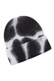 Riah Fashion Tie-Dye-Knitted-Multicolor-Beanie - Product Mini Image