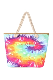 Riah Fashion Tie-Dye Tote Bag - Product Mini Image