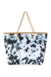 Riah Fashion Tie-Dye Tote Bag - Front cropped