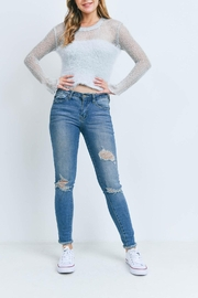 Riah Fashion Top - Front cropped