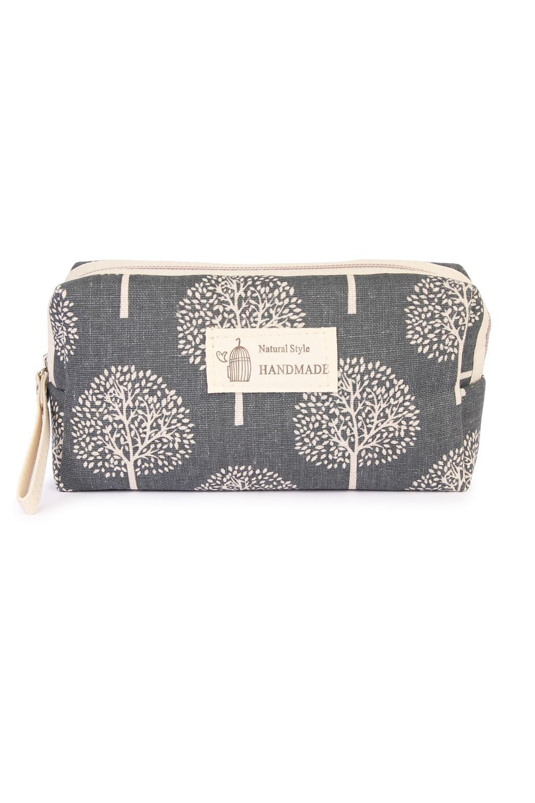 Riah Fashion Tree Cosmetic Bag - Main Image
