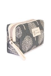 Riah Fashion Tree Cosmetic Bag - Front full body