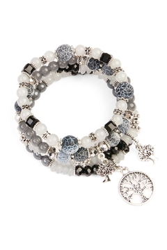 Shoptiques Product: Tree Of Life Bracelet