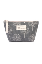 Riah Fashion Tree Print Cosmetic Pouch - Product Mini Image