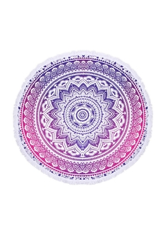Shoptiques Product: Mandala Tribal Print Towel