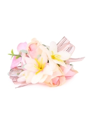 Riah Fashion Tulip Cuff Bracelet - Product Mini Image