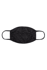 Riah Fashion Two-Tone Reusable Face Mask For Adults - Product Mini Image
