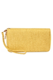 Riah Fashion Two Tone Wallet - Product Mini Image