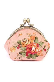 Riah Fashion Vintage Kiss Lock-Purse - Product Mini Image